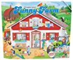 Create your Funny Farm - Malbuch mit...