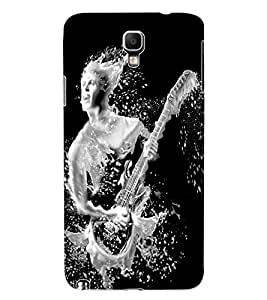 ColourCraft Music Design Back Case Cover for SAMSUNG GALAXY NOTE 3 NEO N7505
