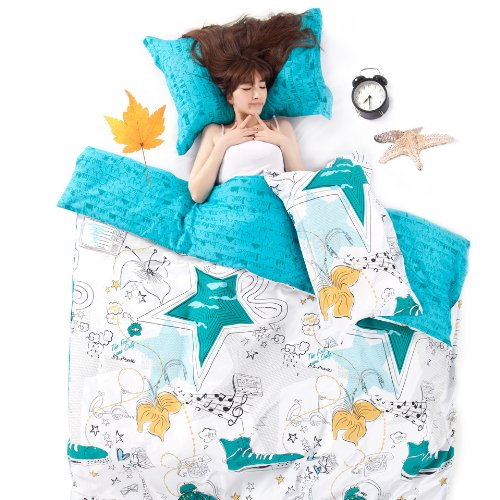 Eiffel Tower Bedding Twin 8706 front