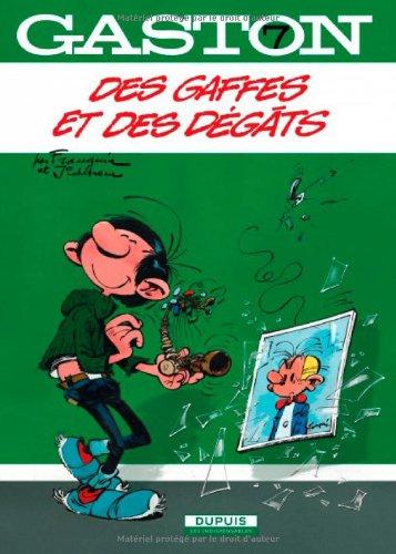 Gaston Des gaffes et des dégâts