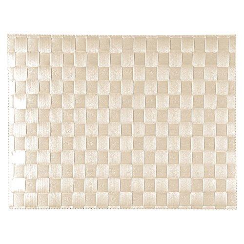 01010154101 Tischset 30 x 40 cm, eckig, sahara