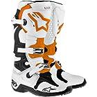 Alpinestars Tech 10 Boots - 2014 (11, Orange)