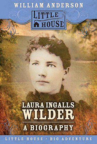 Laura Ingalls Wilder: A Biography (Little House Nonfiction) (Little History Of Canada compare prices)