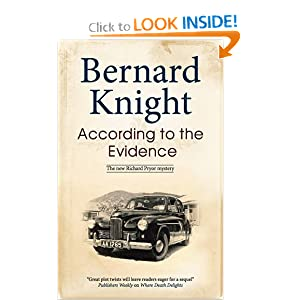 According to the Evidence - Bernard Knight