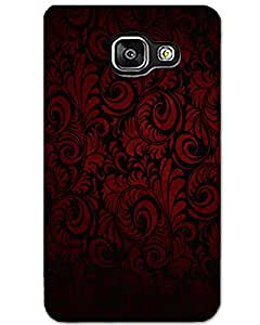 MobileGabbar Samsung Galaxy A7(2016) Back Cover Printed Designer Plastic Cover