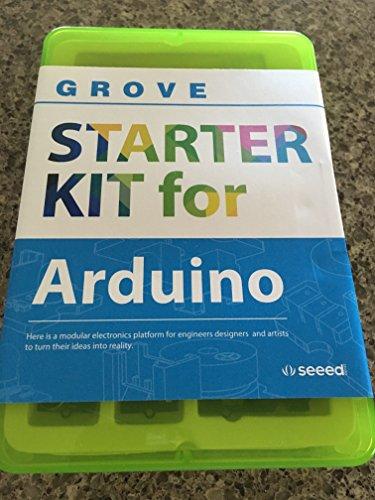 Seeedstudio Grove for Arduino - Starter Kit V3 (Grove Starter Kit compare prices)