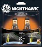 GE 9007NH/BP2 Nighthawk Automotive Headlight Bulbs - Pack of 2