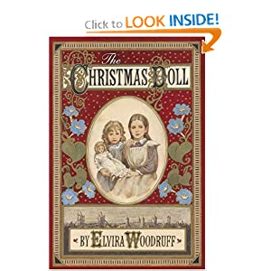 Christmas Doll Elvira Woodruff