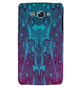 Samsung Galaxy J7 2016 MULTICOLOR PRINTED BACK COVER FROM GADGET LOOKS