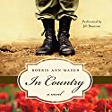 In Country (       UNABRIDGED) by Bobbie Ann Mason Narrated by Jill Brennan