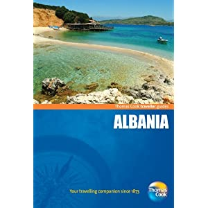 Albania, traveller guides, 2nd