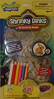 Spongebob Squarepants The Incredible Shrinky Dinks Activity Set