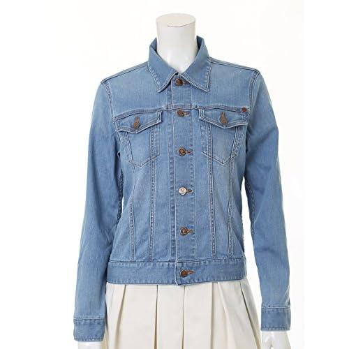 (クリアインプレッション)Clear Impression musee Healthyデニムジャケット ブルー 02