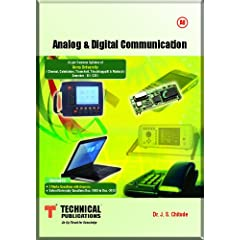 ANALOG AND DIGITAL COMMUNICATION for anna university available at Amazon for Rs.265