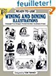 Ready-To-Use Wining and Dining Illust...