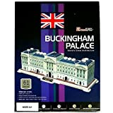 バッキンガム宮殿 BUCHINGHAM  3D立体パズル(26ピース)/ お楽しみグッズ(紙風船)付きセット [おもちゃ&ホビー]