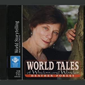 World Tales of Wisdom and Wonder Audiobook