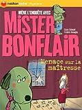 echange, troc Claire Clément - Mister Bonflair : Menace sur la maîtresse