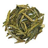 100g Dragon Well (Long Jing) Premium Loose Leaf Green Tea - Chiswick Tea Co