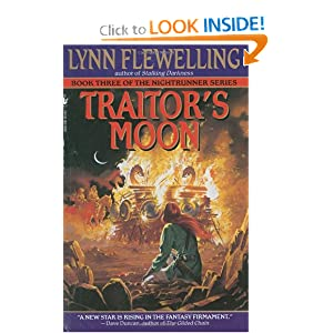 Traitor's Moon (Nightrunner, Vol. 3) by Lynn Flewelling and Gary Ruddell