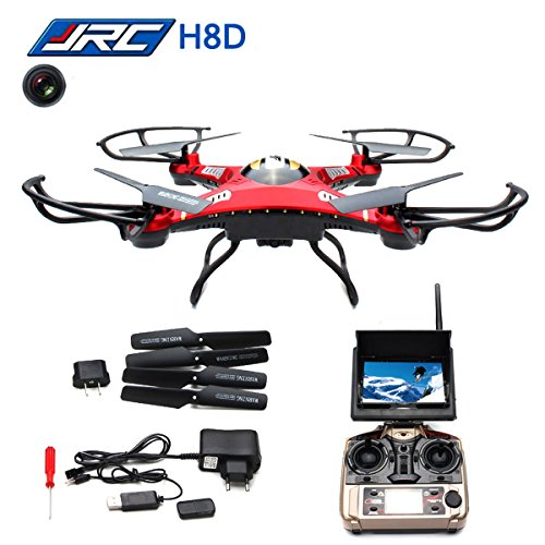JJRC H8D 6-Axis 2.4Ghz Gyro RTF RC Quadcopter Helicopter Drone