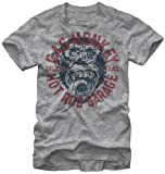 Gas Monkey Garage Business Logo Vintage Style Adult T-shirt M