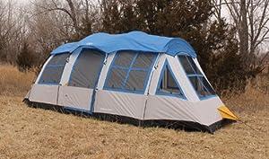 Buy Tahoe Gear Prescott 10 Person Family Cabin Tent