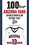100 Things Arizona Fans Should Know & Do Before They Die (100 Things...Fans Should Know)