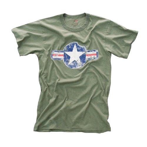 Vintage Air Corp Od T-shirt -3xl