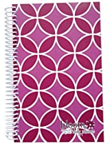 2014-15 Academic Year bloom Daily Day Planner Fashion Organizer Agenda August 2014 Through July 2015 Radiant Orchid Circles