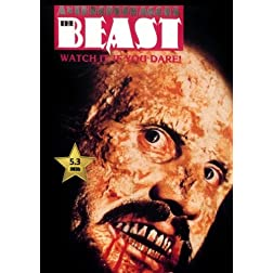 Anthropophagous The Beast (The Grim Reaper) [VHS Retro Style] 1980