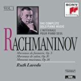 Solo Piano Music 1by Rachmaninoff