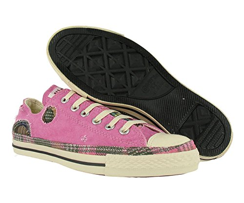 Converse All Star Chuck Taylor Pink Patch Work 7 M/ 9 W