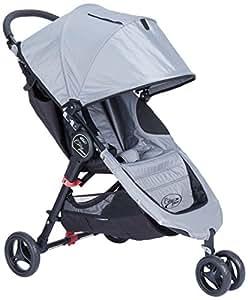 Baby Jogger City Micro Stroller - Black/gray