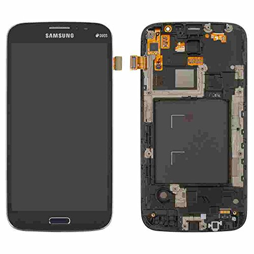 Blue Replacement For Samsung Galaxy Mega I9152 I9150 I9158 Lcd Digitizer Screen Display With Frame+ Tools