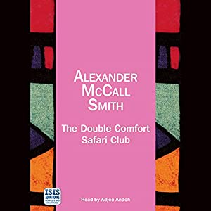 The Double Comfort Safari Club Audiobook