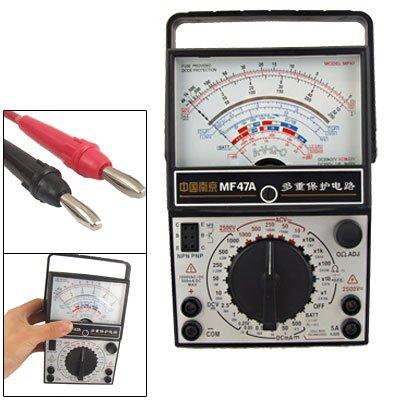 Multimeter: Lab Instrument Ac Dc Volt Db Testing Analog