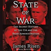 State of War: The Secret History of the CIA and the Bush Administration | [James Risen]
