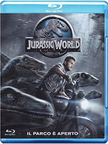 Jurassic World [Blu-ray] [IT Import]