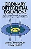 img - for Ordinary Differential Equations (Dover Books on Mathematics) by Morris Tenenbaum (1985-10-01) book / textbook / text book