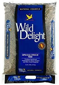 Wild Delight 381200 20-Pound Special Finch Food