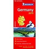 Germany 2015 - Michelin National Map 718