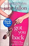 Got You Back Jane Fallon