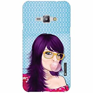 Printland Designer Back Cover for Samsung Galaxy J1 Ace Case Cover