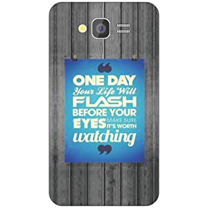 Samsung Grand one day Phone Cover - Matte Finish Phone Cover