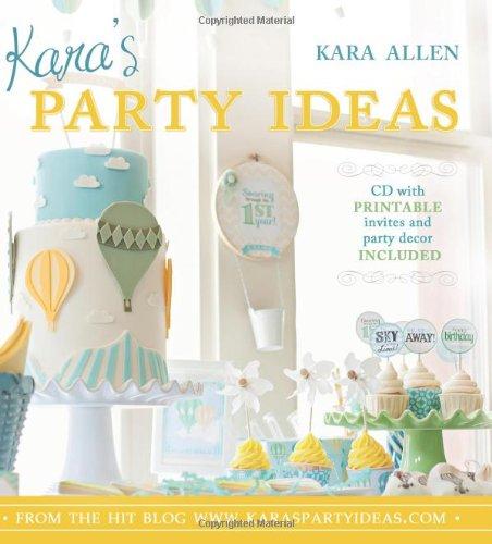 Kara's Party Ideas [With CDROM]