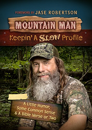 Mountain Man: Keepin' a Slow Profile, Tim Guraedy