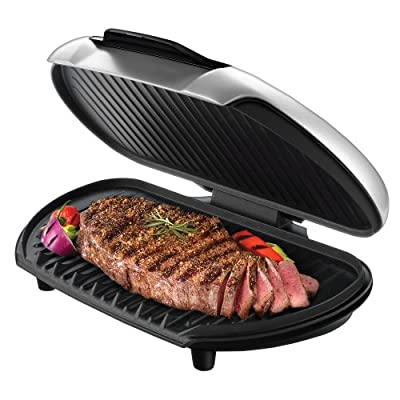 George Foreman GR144 Classic Plate Grill by WINQ9