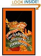 My Favorite Oriental Cookbook