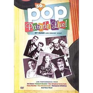 '50s Pop Parade Live! My Music Live Concert Event